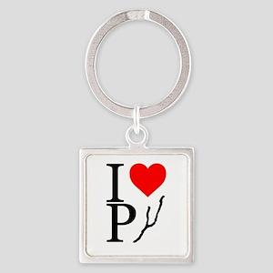 PYNYUSA Logo Keychains