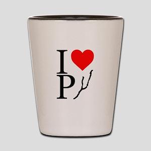 PYNYUSA Logo Shot Glass