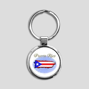 Puerto Rico Keychains