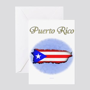 Puerto Rico Greeting Cards