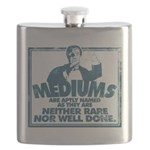 Mediums Are Aptly Named Flask