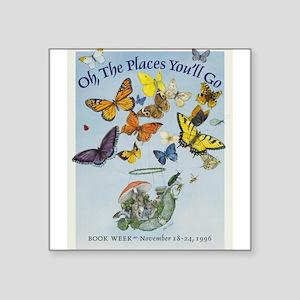 1996 Children's Book Week Sticker