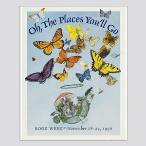 1996 Children's Book Week Small Posters