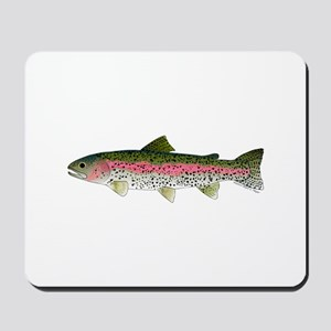 Rainbow Trout - Stream Mousepad