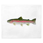 Rainbow Trout - Stream King Duvet