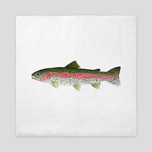 Rainbow Trout - Stream Queen Duvet