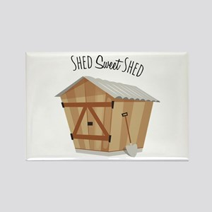 Sweet Shed Magnets