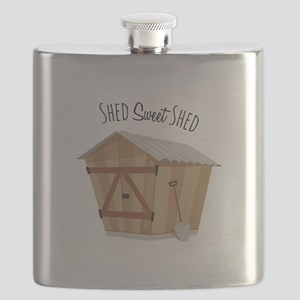 Sweet Shed Flask