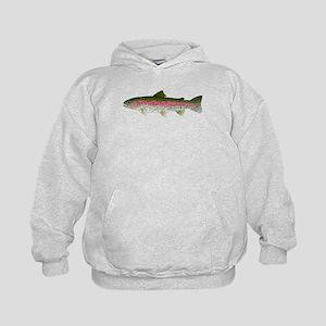 Rainbow Trout - Stream Hoodie