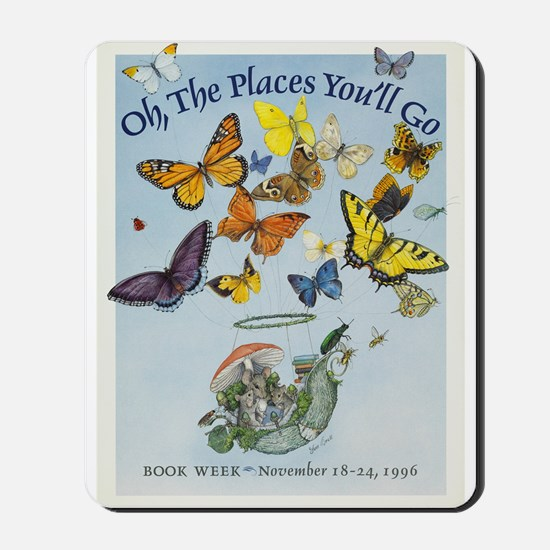 1996 Children's Book Week Mousepad