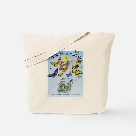 1996 Children's Book Week Tote Bag