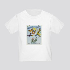 1996 Children's Book Week Toddler T-Shirt