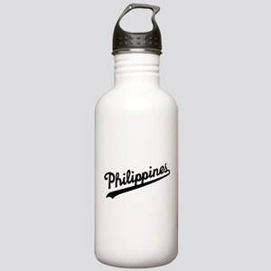 Philippines Script Stainless Water Bottle 1.0L