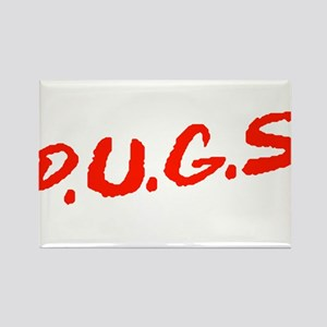 PUGS Not Drugs Magnets