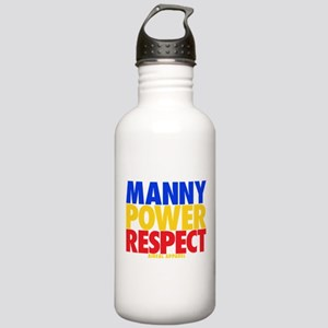 Manny Power Respect Stainless Water Bottle 1.0L
