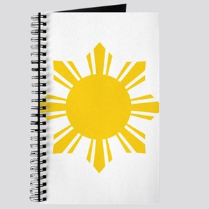 Philippines Flag Sun Journal
