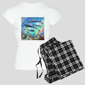 Whale Women's Light Pajamas