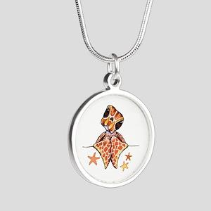 Sea Turtle BB Starfish Necklaces