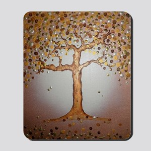 Copper Tree Mousepad
