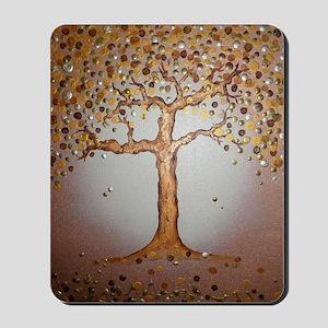 Copper Tree Mousepad