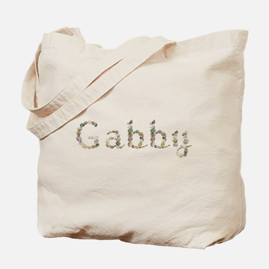 Gabby Seashells Tote Bag