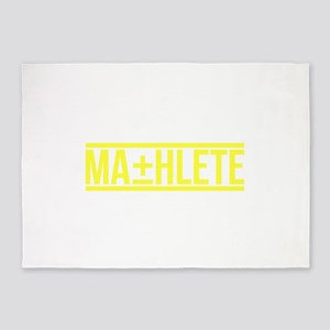 Mathlete 5'x7'Area Rug