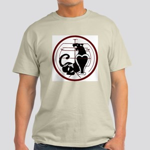 Year of the Tiger Ash Grey T-Shirt