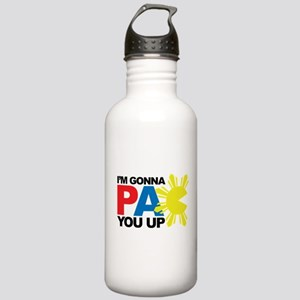 I'm Gonna PAC You Up Stainless Water Bottle 1.0L