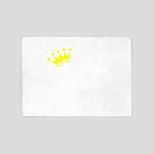 King of Virginia 5'x7'Area Rug