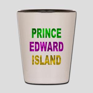 Prince Edward Island Shot Glass