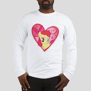 My LIttle Pony Apple Bloom Long Sleeve T-Shirt