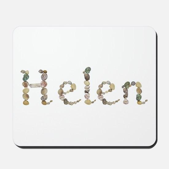 Helen Seashells Mousepad
