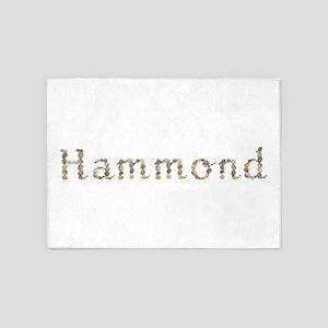 Hammond Seashells 5'x7' Area Rug