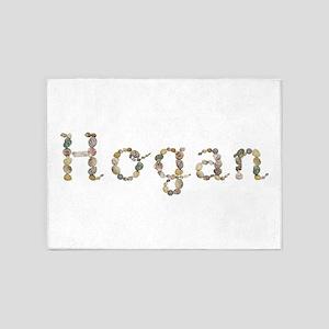 Hogan Seashells 5'x7' Area Rug
