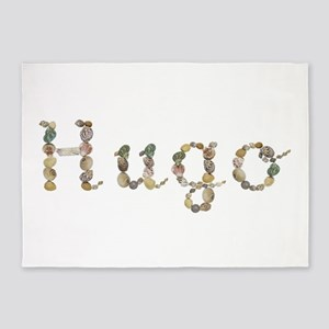 Hugo Seashells 5'x7' Area Rug