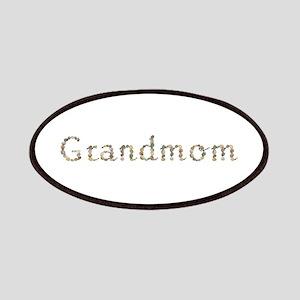 Grandmom Seashells Patch