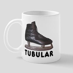 Tubular Hockey Skate Mug