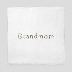 Grandmom Seashells Queen Duvet