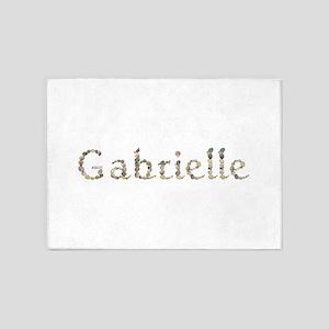 Gabrielle Seashells 5'x7' Area Rug