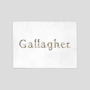 Gallagher Seashells 5'x7' Area Rug