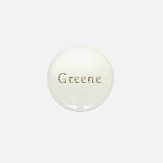 Greene Seashells Mini Button