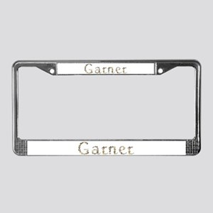 Garner Seashells License Plate Frame