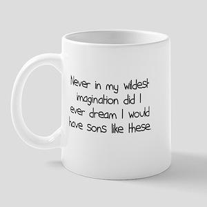 sons like these Mug