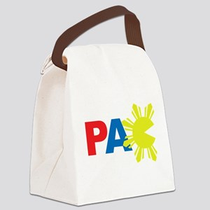 I'm Gonna PAC You Up Canvas Lunch Bag