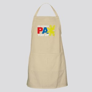 I'm Gonna PAC You Up Apron