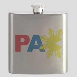 I'm Gonna PAC You Up Flask