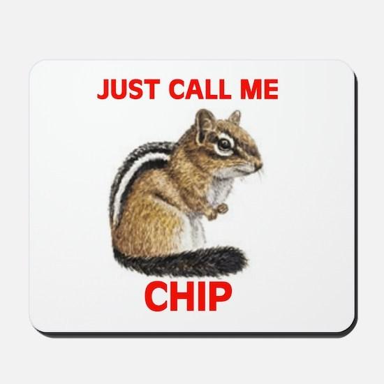 CHIPMUNK Mousepad