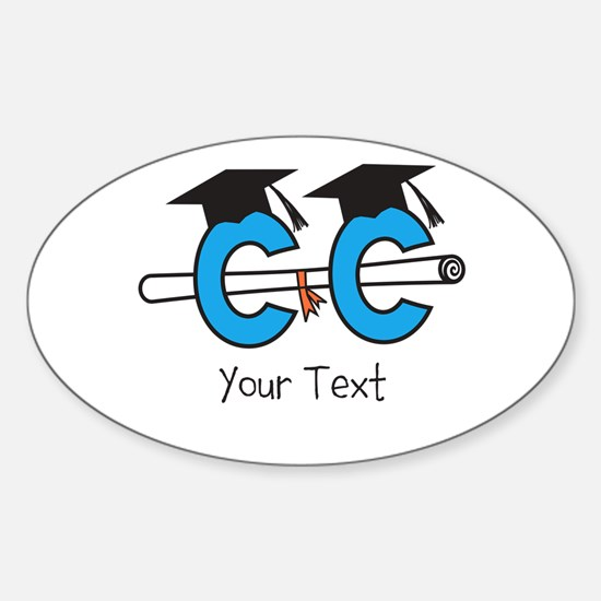 Customize Cross Country Grad Decal