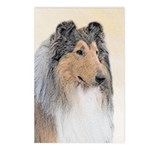 Collie (Rough) Postcards (Package of 8)