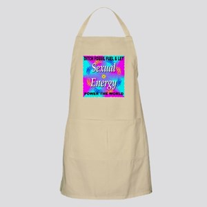 Sexual Energy BBQ Apron